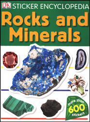 Sticker Encyclopedia: Rocks and Minerals  -     By: DK Publishing