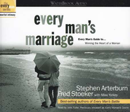 Every Man's Marriage                                   - Audiobook on CD  -     By: Stephen Arterburn, Fred Stoeker, Mike Yorkey