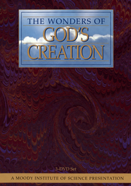 The Wonders of God's Creation, 3-DVD Set   -