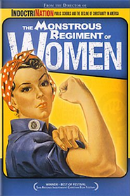 The Monstrous Regiment of Women DVD   -