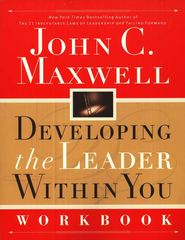 Developing the Leader Within You Workbook - Slightly Imperfect   -     By: John C. Maxwell
