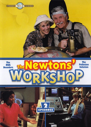 The Newton's Workshop: The DNA Decoders & The Pollution   Solution, DVD  -