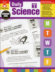 Daily Science Grade 2   -
