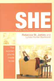 S.H.E. Safe, Healthy, Empowered - Audiobook on CD           -     By: Rebecca St. James