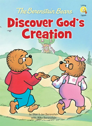 The Berenstain Bears Discover God's Creation - eBook  -     By: Stan Berenstain, Jan Berenstain, Mike Berenstain