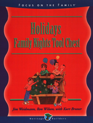 Holidays: Family Nights Tool Chest  -              By: Jim Weidmann, Ron Wilson, Kurt Bruner