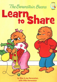 The Berenstain Bears Learn to Share - eBook  -     By: Stan Berenstain, Jan Berenstain, Mike Berenstain