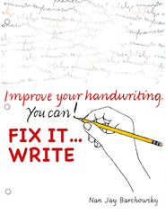 Fix It . . . Write   -     By: Nan Jay Barchowsky