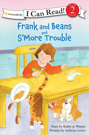 Frank and Beans and S'More Trouble - eBook  -     By: Kathy-jo Wargin