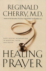 Healing Prayer   -     By: Reginald Cherry