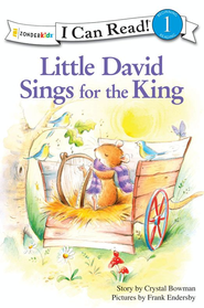 Little David Sings for the King - eBook  -     By: Crystal Bowman