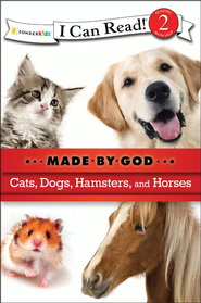 Cats, Dogs, Hamsters, and Horses - eBook  -