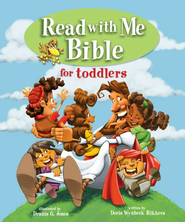 Read with Me Bible for Toddlers - eBook  -     By: Doris Wynbeek Rikkers