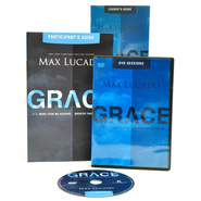 Grace DVD Based Study Kit  -              By: Max Lucado