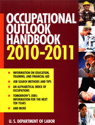 Occupational Outlook Handbook 2010-2011   -