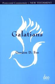 Galatians: A Pentecostal Commentary  -     By: Gordon D. Fee