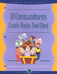 10 Commandments: Family Nights Tool Chest   -     By: Jim Weidmann, John Warner