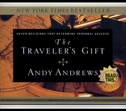 The Traveler's Gift - Audiobook on CD   -     By: Andy Andrews