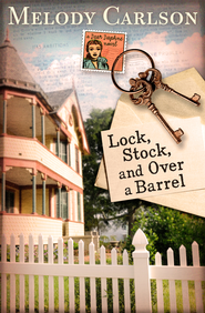 Lock, Stock, and Over a Barrel, Dear Daphne Series #1   -              By: Melody Carlson