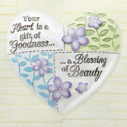 Your Heart is a Gift, Heart Expressions Stone  -