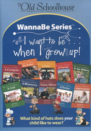 WannaBe Series on CD-ROM   -