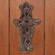 Cross Door Knocker  -