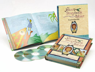 The Jesus Storybook Bible Curriculum Kit  -              By: Sally Lloyd-Jones                   Illustrated By: Jago
