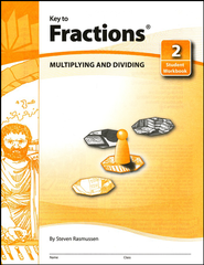 Key To Fractions, Book #2   -