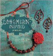 Bohemian-Inspired Jewelry: 50 Designs Using Leather, Ribbon, and Cords  -     By: Lorelei Eurto, Erin Siegel