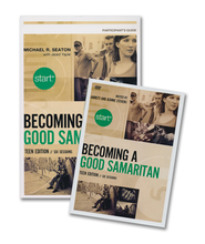 Start Becoming a Good Samaritan Teen Participant's Guide with DVD: Six Sessions  -              By: Michael Seaton