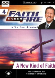 Faith Under Fire, Volume 4: A New Kind of Faith, DVD  - Slightly Imperfect  -
