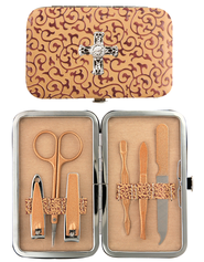 Cross Manicure Set  -