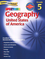 Spectrum Geography, 2007 Edition, Grade 5   -