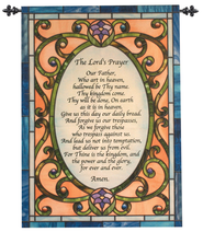 Lords Prayer Wallhanging  -