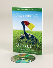 Unglued Study Guide with DVD: Making Wise Choices in the Midst of Raw Emotions  -              By: Lysa TerKeurst