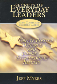 Secrets of Everyday Leaders: Create Positive Change CD/DVD set   -              By: Jeff Myers