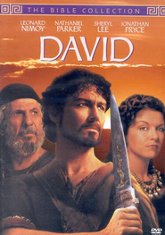 David, The Bible Collection DVD   -