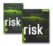 Risk: Are You Willing to Trust God with Everything? Book & Workbook  -     By: Kenny Luck