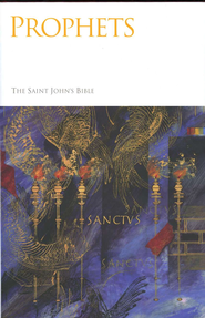 The Prophets: The NRSV Saint John's Bible   -     By: Illustrated by Donald Jackson     Illustrated By: Donald Jackson