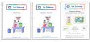 McRuffy 1st Grade Science Kit   -
