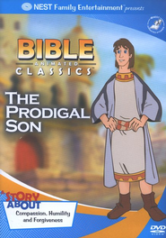 Animated Bible Classics: The Prodigal Son, DVD   -