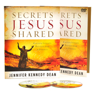 Secrets Jesus Shared: Kingdom Insights Revealed Through the Parables--Leader's Kit  -     By: Jennifer Kennedy Dean