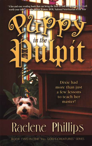Puppy in the Pulpit   -     By: Raelene Phillips
