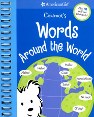 Coconut's Words Around the World  -