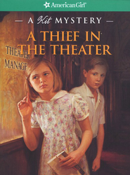 A Thief in the Theater  -     By: Sarah M. Buckey