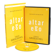 Altar Ego Study Guide with DVD: Becoming Who God Says You Are  -              By: Craig Groeschel