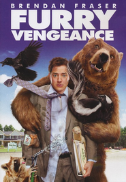 Furry Vengeance, DVD   -