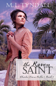 The Raven Saint - eBook  -     By: MaryLu Tyndall