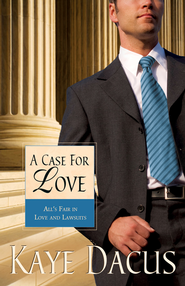 A Case for Love - eBook  -     By: Kaye Dacus
