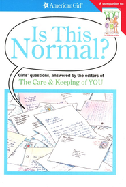Is This Normal?  -     Edited By: Erin Falligant     By: Erin Falligant, ed.